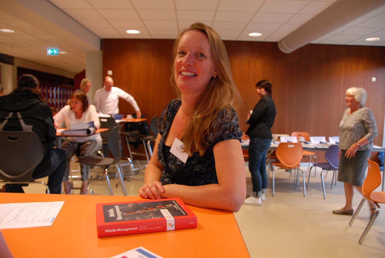 Annemarie Vaes, al vele jaren hoofd opleidingen bij SKO