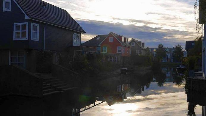 De Groote Wielen, waar zondag wordt gefilmd.