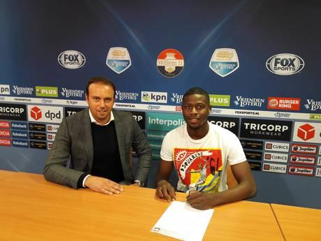 Karim Coulibaly is van Willem II