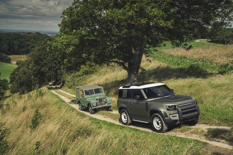 Na 71 jaar is er een nieuwe Land Rover Defender.