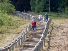 Wandelen in de natuur van Rhenen? Laat de auto thuis; je kan toch niet parkeren