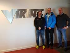 Viking Schaatsfabriek hoofdsponsor Brabantse schaatsmarathonploeg