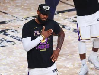NBA-spelers kunnen er door verkort seizoen bij zijn op Spelen, die volgens voorzitter Bach zeker doorgaan