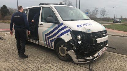 """Hallucinante achtervolging met crash van vier politiecombi's nadat dertiger wil vluchten voor controle: """"Ik ging solliciteren en had speed gebruikt"""""""