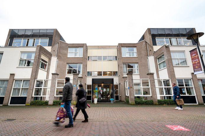 Verpleeghuis De Rijnhof in Renkum .