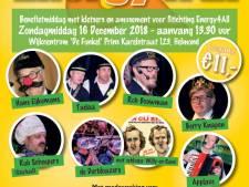 Rampetampers Helmond houden benefietmiddag voor stofwisselingsziekte