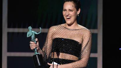 Fantaseren over Obama en straffe vrouwenrollen: wie is Phoebe Waller-Bridge, de 'leading lady' van dit awardseizoen?
