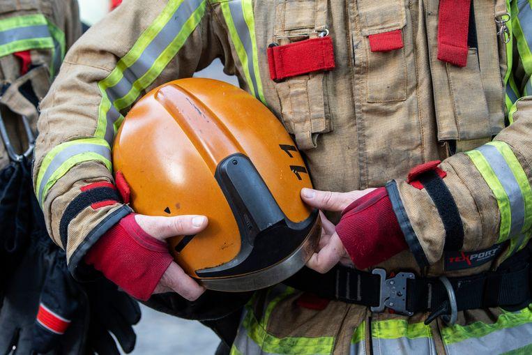 Beeld ter illustratie, Brusselse brandweer.
