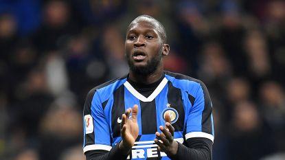 Solidariteit eerst bij Inter: Lukaku en co stemmen in met loonsverlaging indien Serie A wordt stopgezet