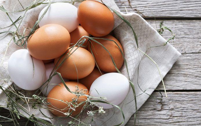 Witte en bruine eieren: welke zijn gezonder?