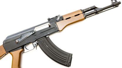 Inbreker die aan de haal ging met airsoftwapens is amper 17