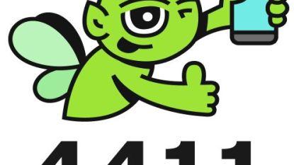 Betalend parkeren binnenkort ook met 4411-app