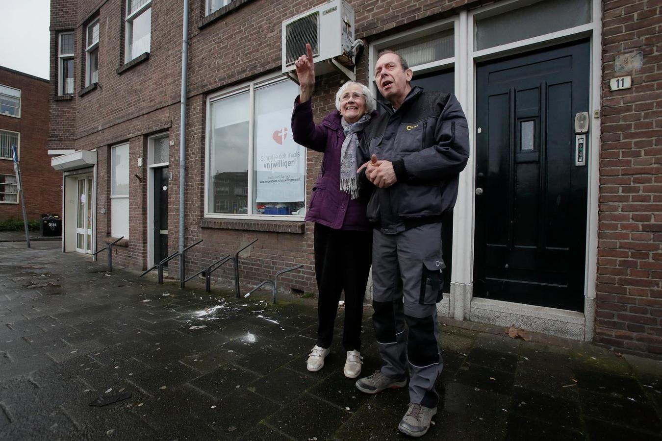 Schoonma woonde als kind in zaak foto ad.nl