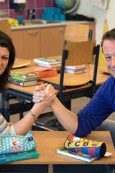 Onderwijsechtpaar Floralaan Eindhoven: Meer meesters ook belangrijk voor meiden op basisschool
