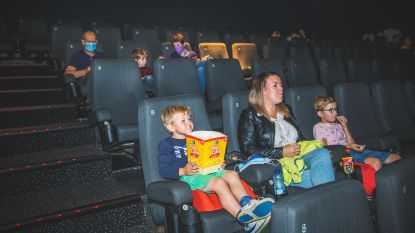 Mondmaskerplicht in bioscopen leidt tot kwart minder bezoekers