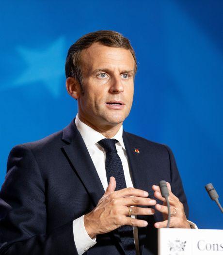 Emmanuel Macron s'exprimera sur TF1 et France 2 mercredi soir