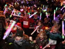Glow & Snow Run keert terug tijdens Winterfestijn op Schaijks plein