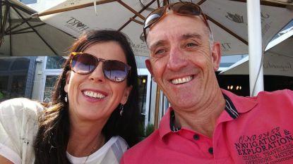 """Van boer Manu hoeft Hilde voorlopig niet te werken in Zuid-Afrika: """"Ik wil haar wittebroodsweken járen laten duren"""""""