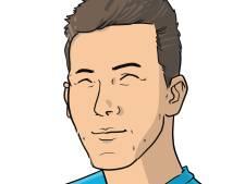 Lasser Guido (28) zit boven het gemiddelde voor zijn functie: 'Ik heb wel een beetje lopen bluffen'