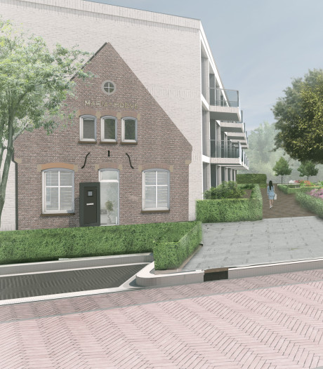 Ook twist over gevel houdt 39 woningen in Schijndel niet tegen
