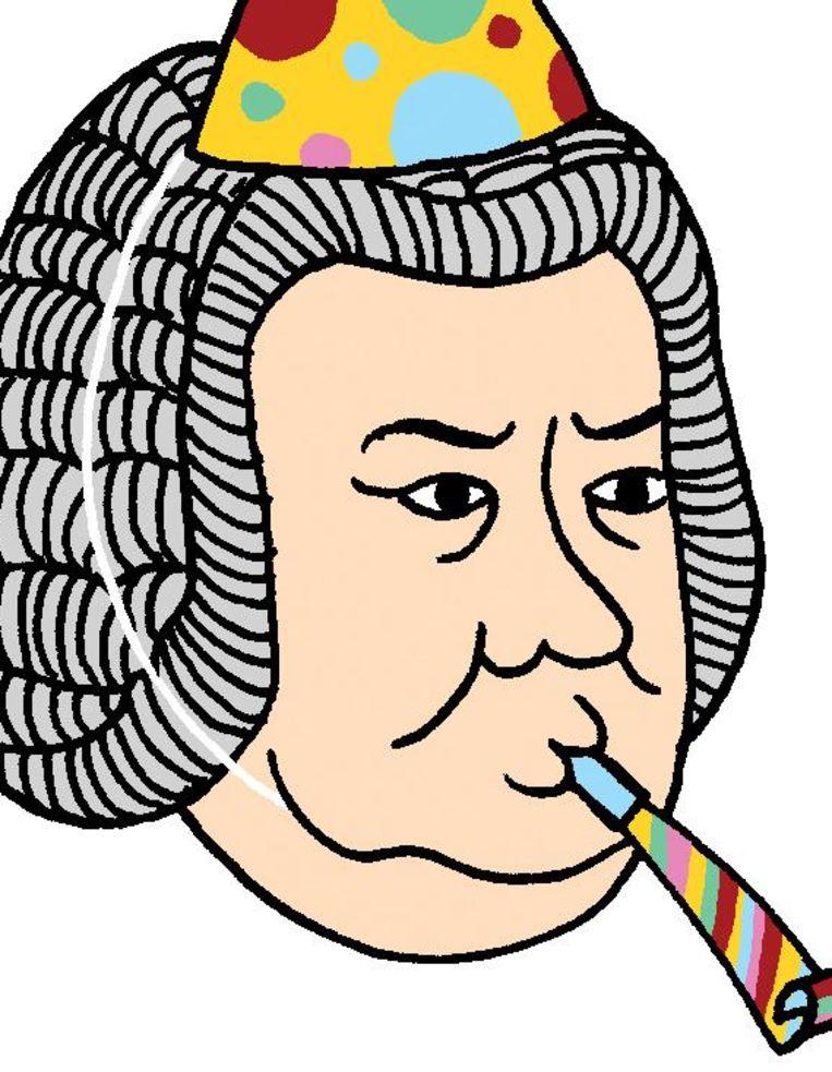 Dit is Bach op z'n feestelijkst. Beeld null