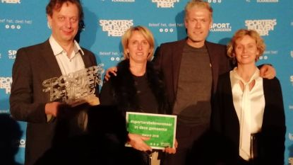 Ichtegem mag 'Sporters beleven meer'-award in prijzenkast zetten