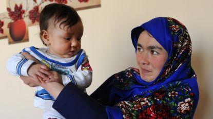 Afghaanse vrouw mag naar universiteit nadat foto van haar viraal gaat