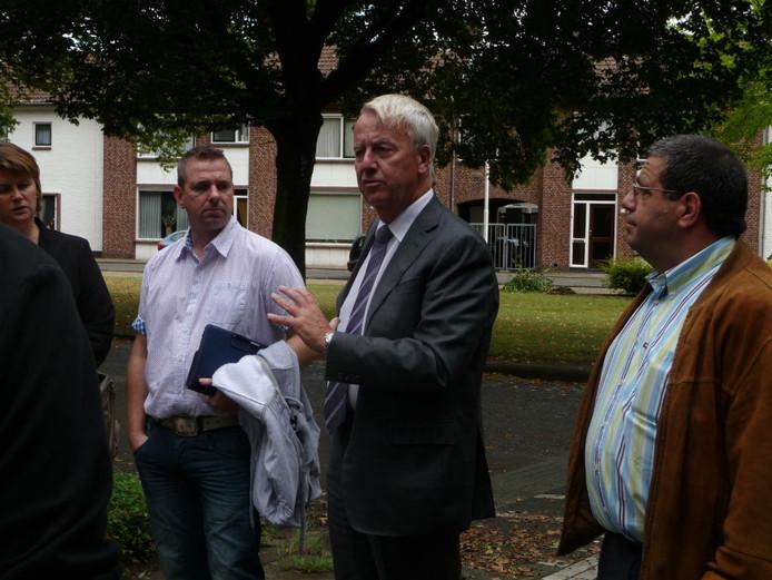 De Tilburgse burgemeester Peter Noordanus.