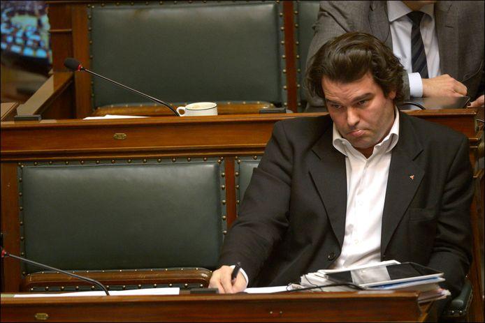- Séance plénière de la Chambre- Plenaire vergadering van de Kamer* Alain Mathot24/1/2013pict. by Didier Lebrun / © Photo News