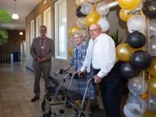 Henk (91) en Gerda (90) uit Haaksbergen zijn 65 jaar getrouwd: 'We maken er het beste van!'