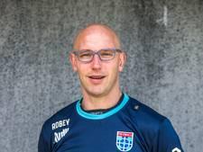 Remise Jong PEC Zwolle tegen Zuid-Afrikanen