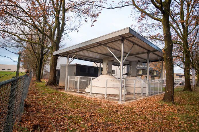 De piekstroomvanger die Machinefabriek Boessenkool met steun van IGM heeft ontwikkeld.