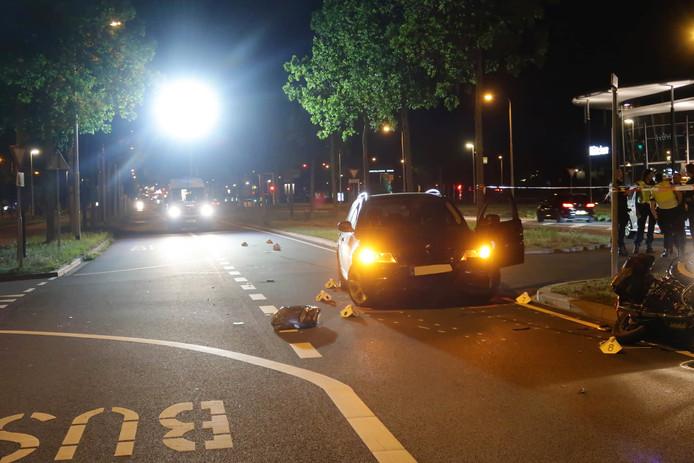 Ongeval Ettensebaan Breda