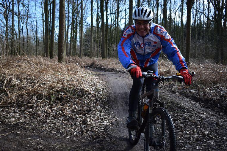 Het ziet er naar uit dat gepassioneerde mountainbikers het Kloosterbos mogen schrappen als favoriet speelterrein.