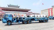 Poetin stuurt troepen naar grens met Noord-Korea