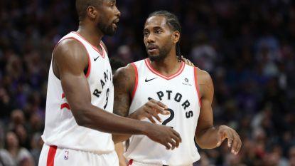 VIDEO. Toronto Raptors schrijven clubgeschiedenis, LeBron James wint met Lakers