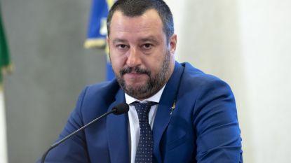 Italiaans parket bevestigt onderzoek tegen Matteo Salvini voor vasthouden migranten op schip