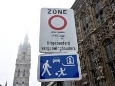 Autovrij Gent slingert Nederlanders straks automatisch op de bon
