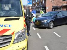 Fietsster raakt gewond bij aanrijding in Breda