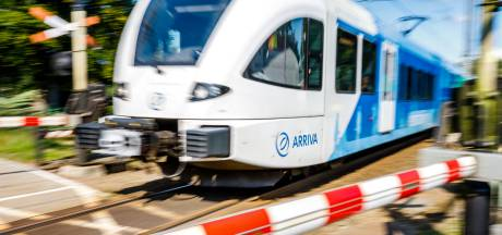 Minder treinverkeer tussen Almelo en Hardenberg door gladde sporen