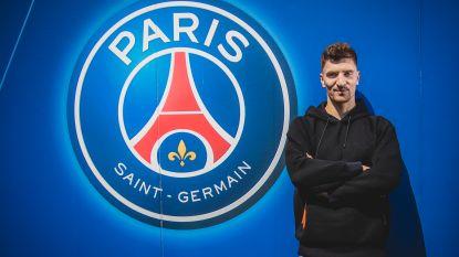 Meunier kan zondag kampioen worden in Frankrijk en vindt dat Vanaken zijn plek zou hebben bij PSG