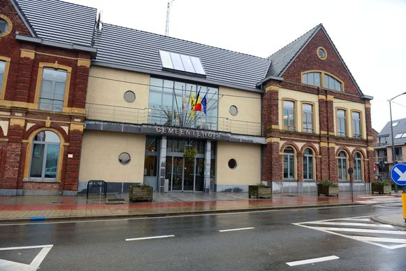 Gemeentehuis Bertem