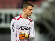 Japanse belangstelling voor voormalig Helmond Sport-doelman Van der Steen