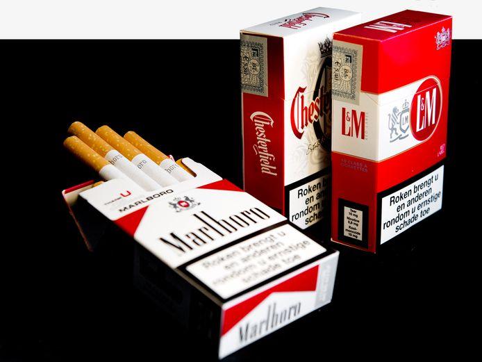 Sigaretten van Philip Morris