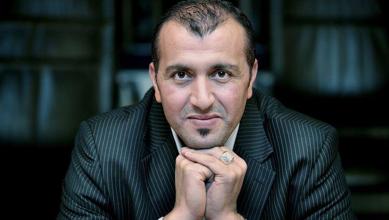 Ahmed Baâdoud. Foto Jean-Pierre Jans Beeld