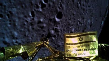 Maanlanding van Israëlische sonde mislukt