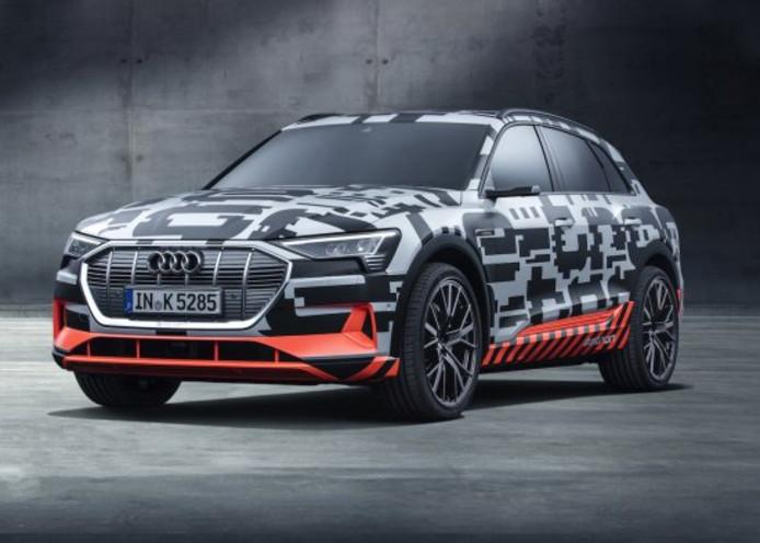 Audi E Tron Krijgt Digitale Buitenspiegels Auto Ad Nl