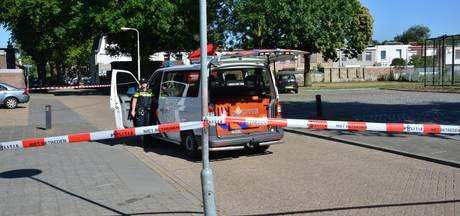 'Man beschoten in de Scheldestraat in Breda'