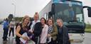 Britt, Nikita, Babs, Mirre, Britt gaan vooral naar Lloret de Mar om te feesten.