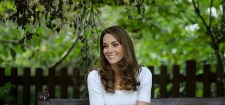 L'adorable détail de la tenue de Kate Middleton dédié à ses enfants